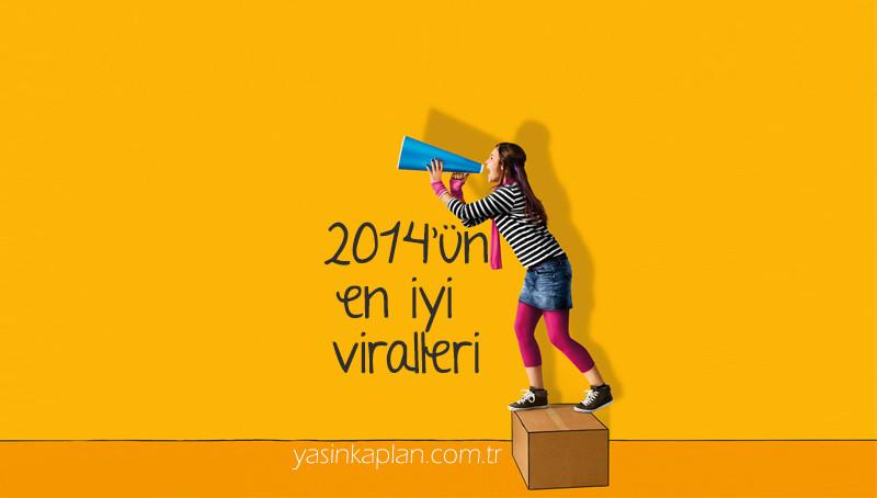 2014'ün En İyi Viral Videoları
