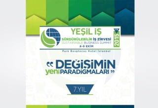 İş dünyasında 'Değişimin Yeni Paradigmaları'  8-9 Ekim'de tartışılıyor