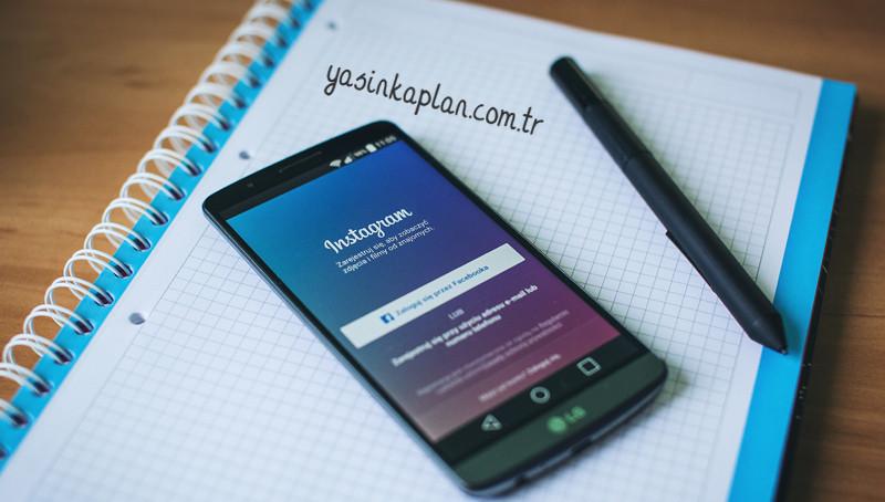 Her Mecra Gibi Instagram'da da Değişim ve Güncelleme!