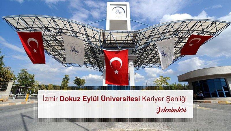 Dokuz Eylül Üniversitesi  – Kariyer Şenliği
