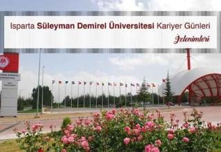 Isparta, Süleyman Demirel Üniversitesi – Kariyer Festivali